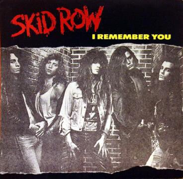 #OnThisDay in 1989, Skid Row released the single I Remember You from their self-titled debut album #80s #SkidRow<br>http://pic.twitter.com/wLHuXgEXGs