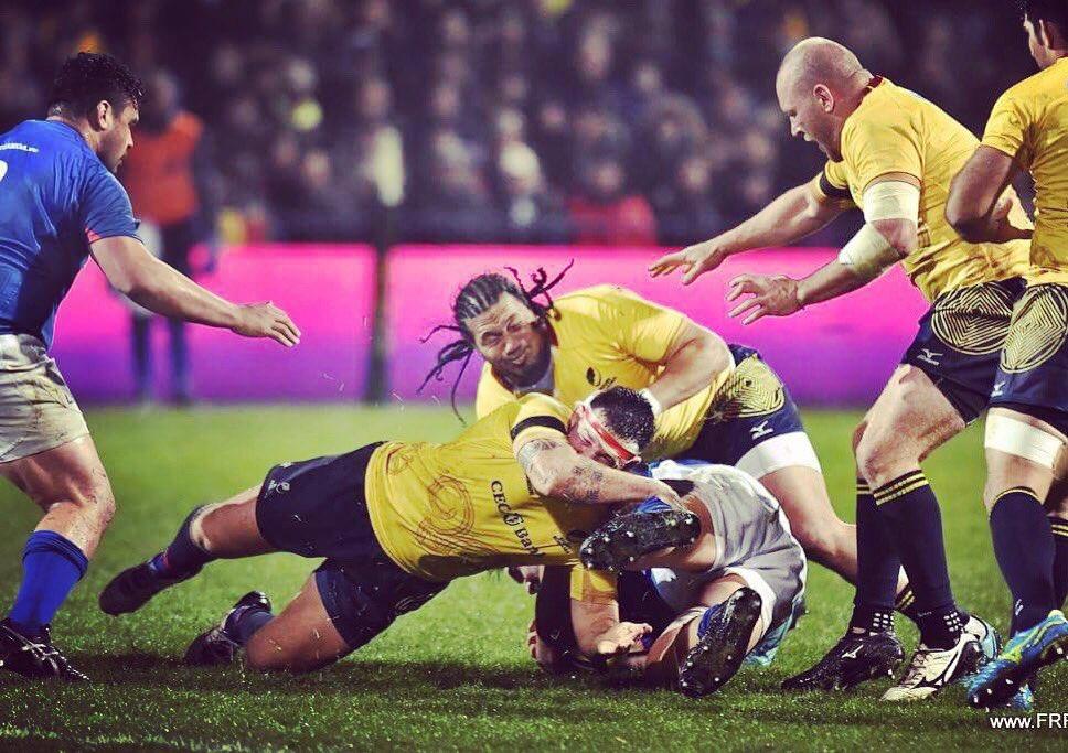 RugbyRomania