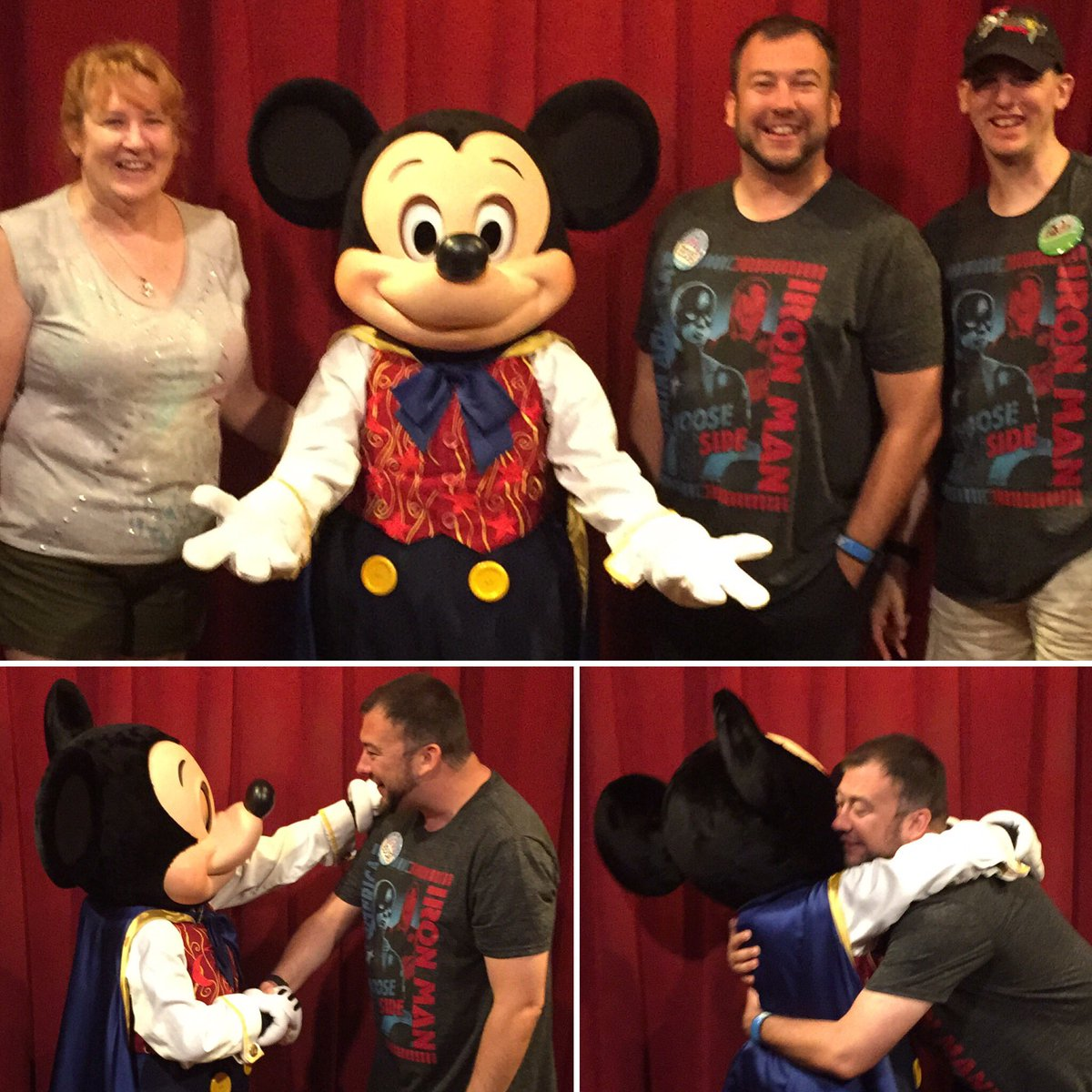 Happy Birthday Mickey Mouse.. Thanks for helping my dreams come true!! #HappyBirthdayMickey #disney #disneyside #MickeyMouse<br>http://pic.twitter.com/3xDsDls0k2