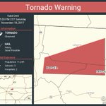 Tornado Warning continues for Hartsville TN, Difficult TN until 5:30 PM CST