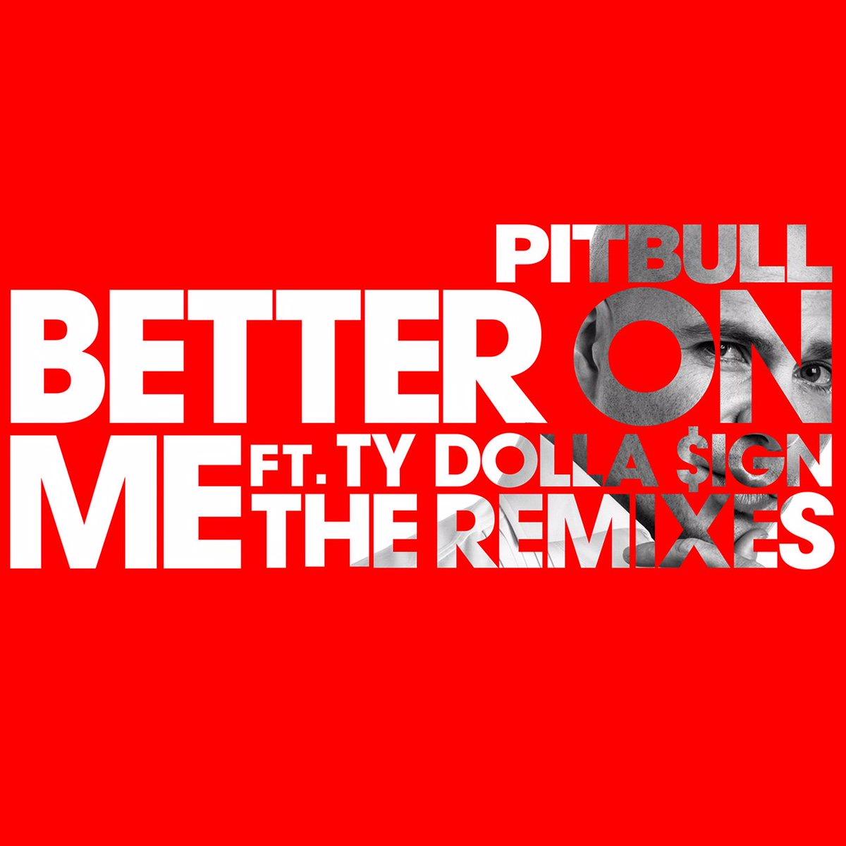 Check out this remix for #BetterOnMe Ft @tydollasign https://t.co/4kaVqCjpaS https://t.co/dUH7l7z3WB