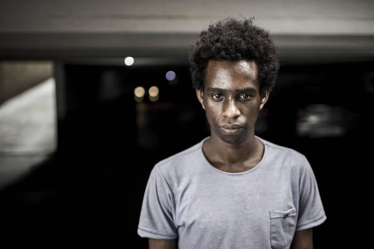 Diogo Cintra foi agredido em SP | Funcionários de terminal envolvidos em caso de racismo são afastados https://t.co/pwqGwE2JHe