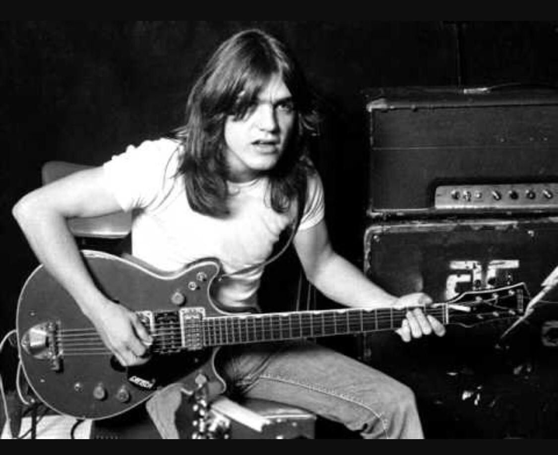 RIP Malcolm Young. 1 of the most amazing Rock n Roll riff writers of all time. Thank U for your talent &amp; inspiring countless musicians as well as providing the soundtrack to many lives #RipMalcolmYoung #acdc #malcolmyoung #legend #rocknroll #iconic #thankyou<br>http://pic.twitter.com/8gqSQF4ePg