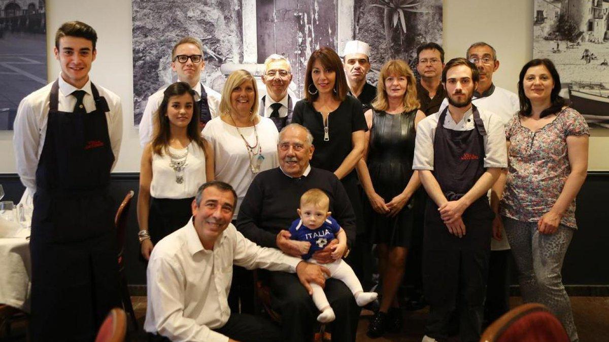 Gaetano Pitta, le pater familia du resta...