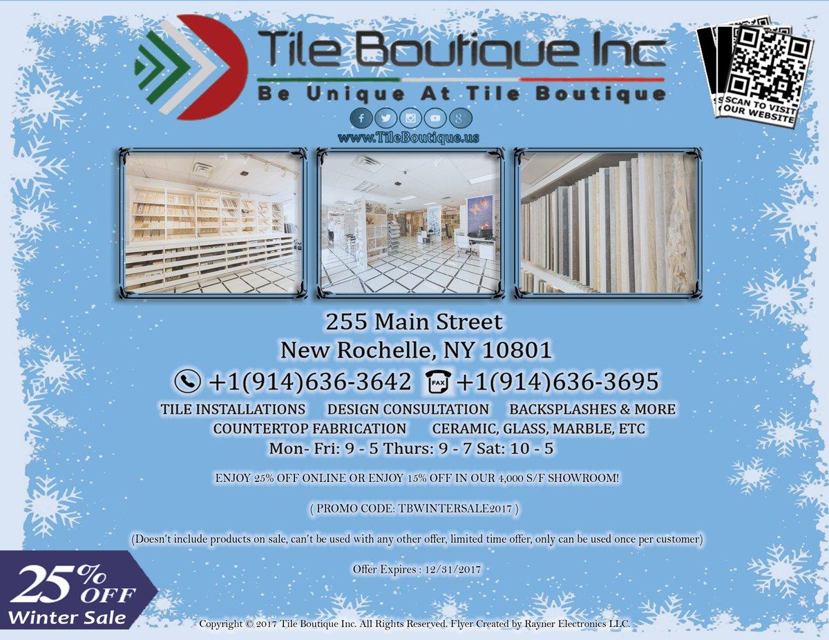 Tile Boutique (@TileBoutiqueNY) | Twitter