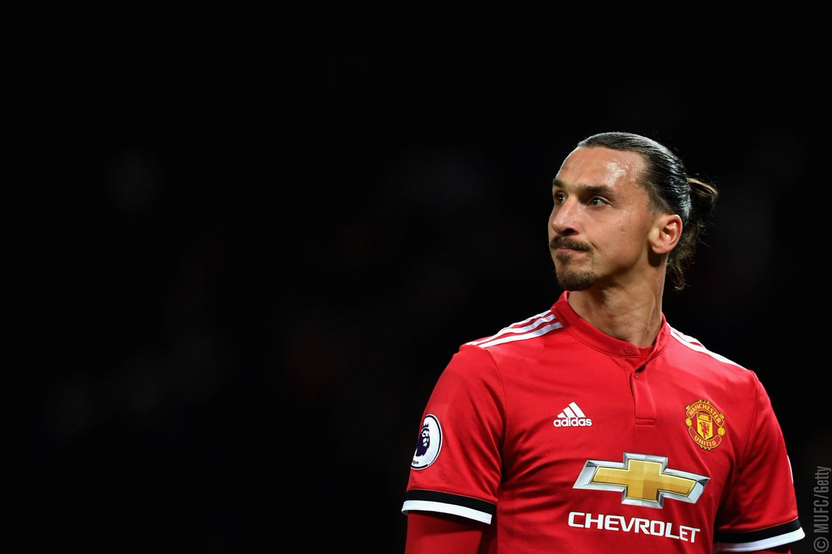 Great to have you back, Zlatan 🔴 #MUFC