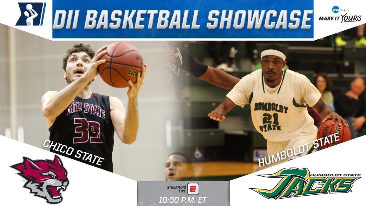 Ncaa Division Ii On Twitter Gameday The D2mbb Showcase