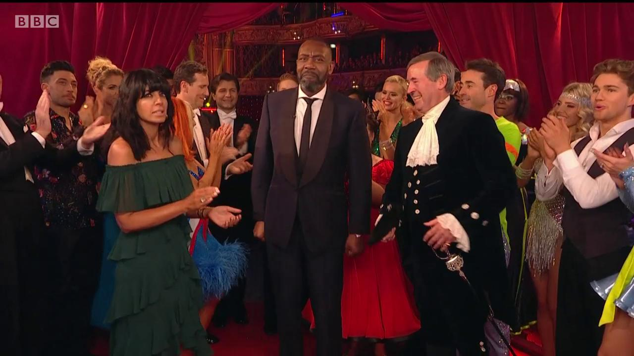 Tiswas the night @LennyHenry opened the vote #Strictly https://t.co/Za5utISE5o