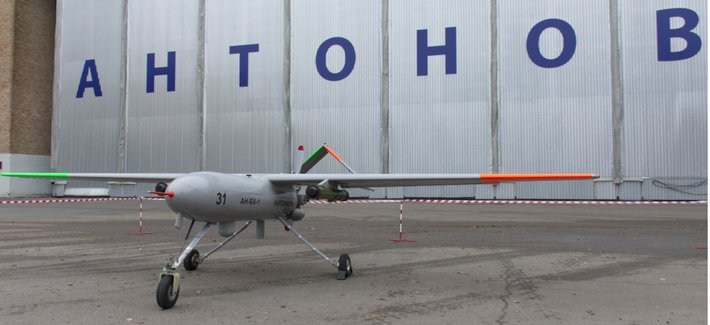 Ukraine Fields an Armed Drone for Use Against Pro-Russian Forces https://t.co/tA7pjfuADE   @DefTechPat