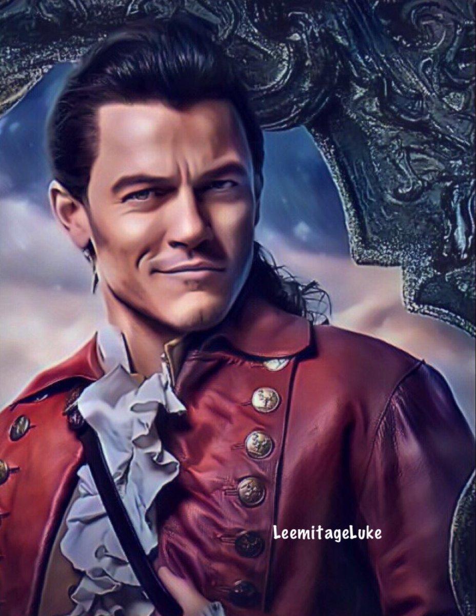Day 18.      #Gaston.   That confident smirk....!  My edit  #lukeevans #Evember Luke Evans<br>http://pic.twitter.com/VDsKhVu5mV
