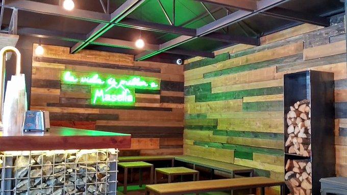 Que chula ha quedado la cafetería del Cap del Bosc en @MasellaPirineu !! :) https://t.co/nkal92e4W1  @TurismeCerdanya @powderdaysnow @catexperience