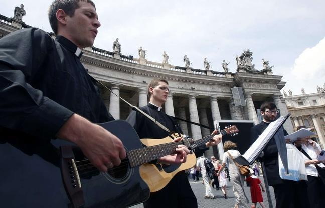 Abus sexuels: Le Vatican enquête sur des cas dans une école de privée Rome https://t.co/pwHS3CyHzc