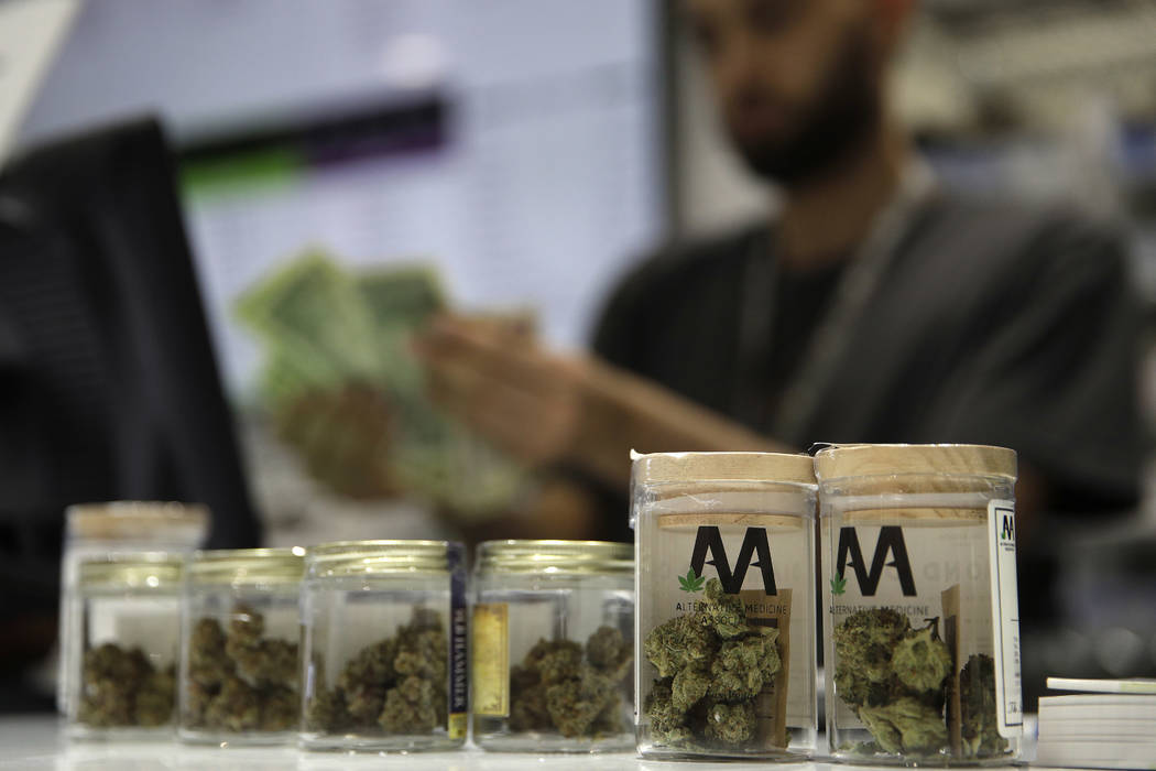 Don't expect feds to move on marijuana soon, panelists say    https:// lvrj.com/post/1242667  &nbsp;    #MME #marijuana #cannabis <br>http://pic.twitter.com/dGvq41JKl0