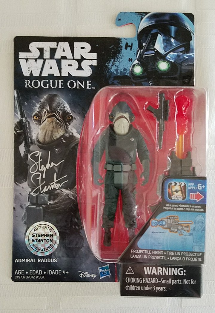 #GiveAway Want another chance to win a #StarWars #RogueOne signed #AdmiralRaddus Figure, Photo&#39;s &amp; a Personal Phone call? To enter just RT &amp; Follow @StarlightUS &amp; #HelpKids who are hospitalized! To find out more about #Starlight go to  https://www. starlight.org/star-wars-forc e-for-change/ &nbsp; … <br>http://pic.twitter.com/WiPiG4jkG9