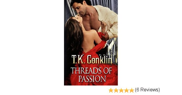 A steamy western romance with a thriller twist. #amReading Threads of Passion @tk_conklin  http:// amzn.to/2md9E6C  &nbsp;  <br>http://pic.twitter.com/FzbuhFuOea