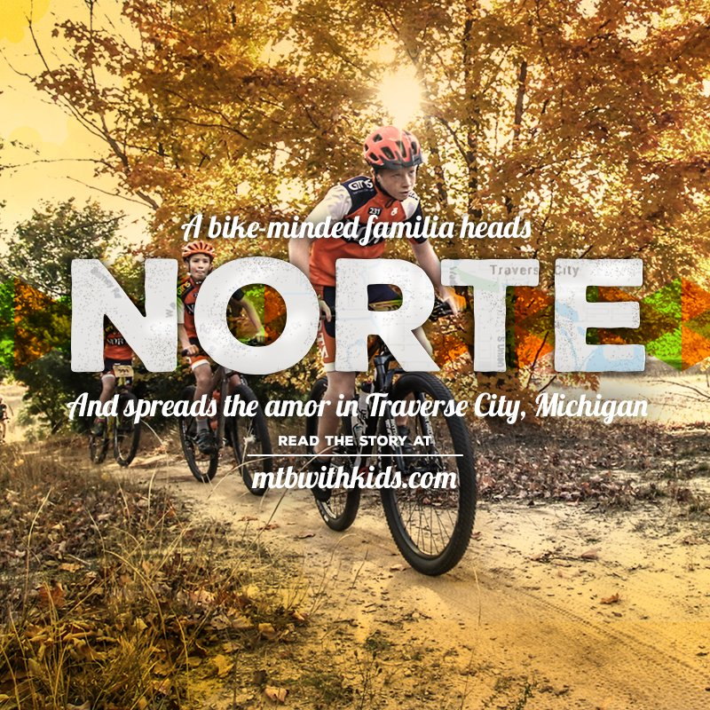 Howdy amigos. Read our article featuring @elgruponorte and learn about how they get #morekidsonbikes.    https:// mtbwithkids.com/a-bike-minded- family-heads-norte/ &nbsp; …   #mtbwithkids #mtb #mountainbiking #traversecitymichigan #bikelove #bikelife #kidswhoride<br>http://pic.twitter.com/JaSIZOJpTg