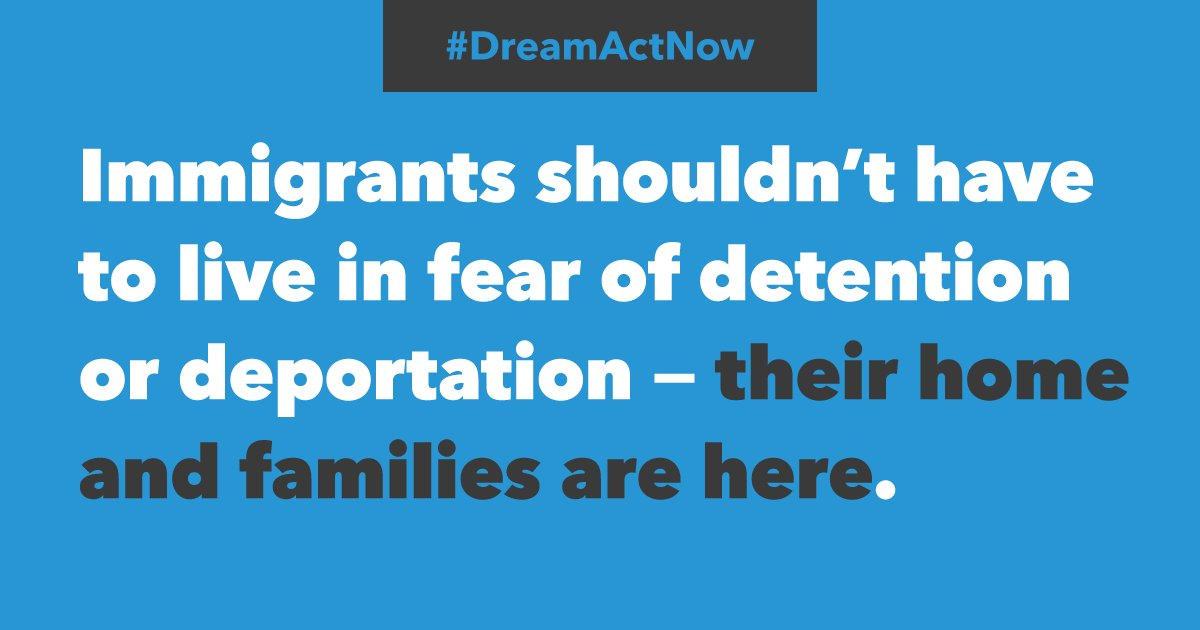 'My mom was the original Dreamer. She dreamed to give us a better future and came here. That's why I fight, that's why I'm involved,' says Dulce: https://t.co/iNRV2ijtE7 #DreamActNow