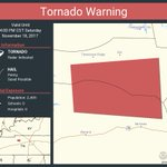 Tornado Warning continues for Humphreys County, TN until 4:00 PM CST