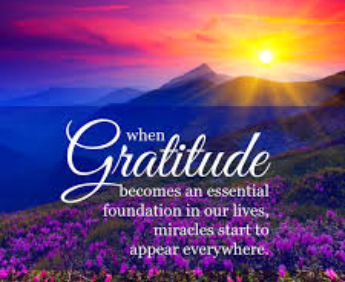 When #Gratitude  #JoyTrain #defstar5 #SmallButPowerful #SoulSaturday #ThinkBIGSundayWithMarsha #MondayMotivation #InspireThemRetweetTuesday #IQRTG #quote #WednesdayWisdom #QuotesToLiveBy<br>http://pic.twitter.com/g6P1P2rrJt