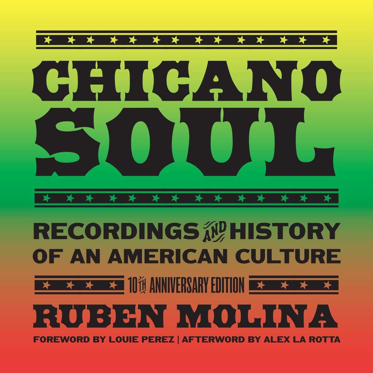 &quot;This book will make a valuable addition to any music lover's collection.&quot; -- Forgotten Winds blog&#39;s #BookReview of CHICANO SOUL by #RubenMolina. LAST DAY of the #LoneStarLit Tour w/@TTUPress @Soulstax @ScholarStephens Read up &amp; buy copies for the #musiclovers in your life! <br>http://pic.twitter.com/0AvDaLkOJ3