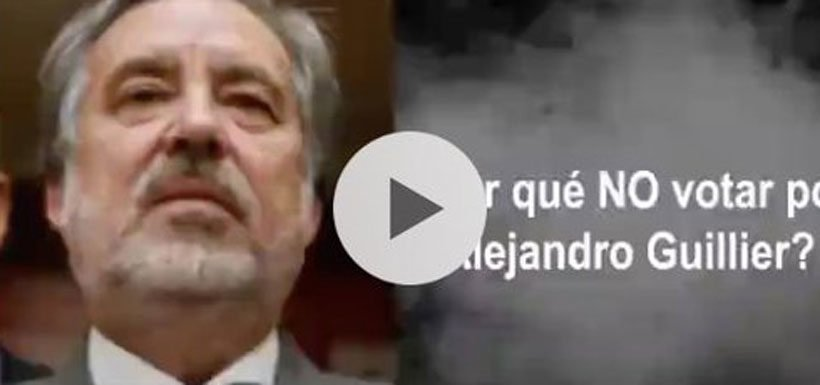 RT @latercera: El polémico video en WhatsApp que invita a no votar por Guillier https://t.co/mS2a4ANfZt https://t.co/xq9T6X40jg