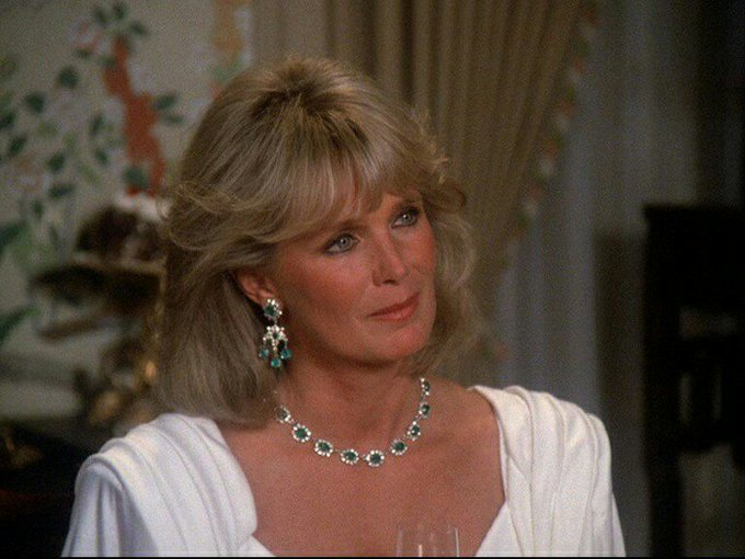 Happy Birthday to the one and only Linda Evans!!!