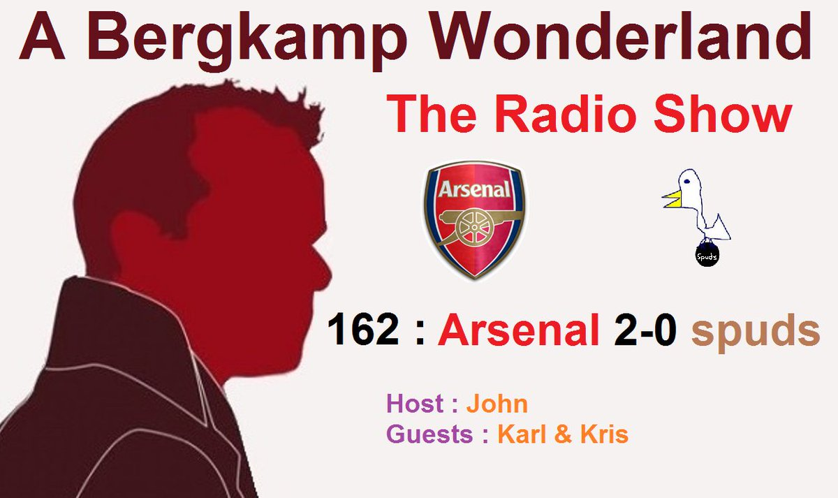 The #ABWRadioShow : 162 - #Arsenal 2-0 #Tottenham  #AFCvTHFC #NLD  This will be on itunes later tonight or tomorrow   https://www. youtube.com/watch?v=dvz5hm pFh6g &nbsp; … <br>http://pic.twitter.com/rocU07PpeV