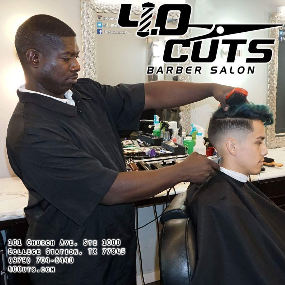 40 Cuts Barbersalon 40cuts Twitter