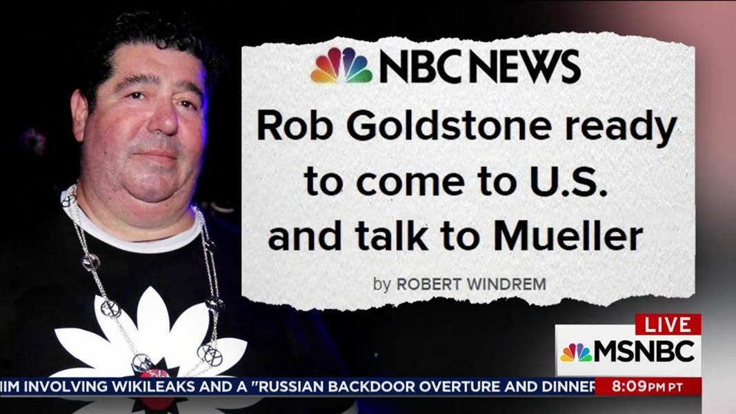 UK publicist Rod Goldstone set to talk to Mueller in Russia probe: https://t.co/A2AV71A1aD
