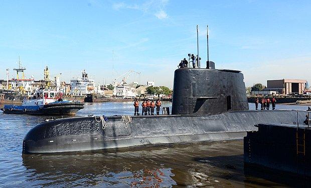Está desaparecido desde 4ª-feira (15) | Brasil envia três embarcações para buscas de submarino argentino https://t.co/rDP0ns7mMW