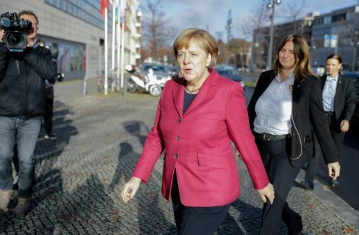 Allemagne: Merkel joue son va-tout pour éviter la crise https://t.co/UndG4ob98p