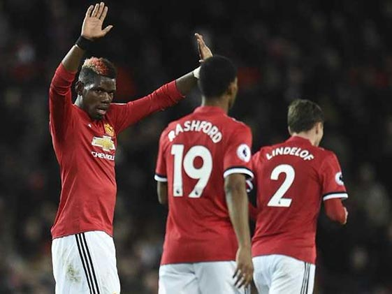 #PaulPogba inspires @ManUtd comeback win over @NUFC   #Premier League  Read:  https:// goo.gl/rFydPf    pic.twitter.com/7okixSzr4U