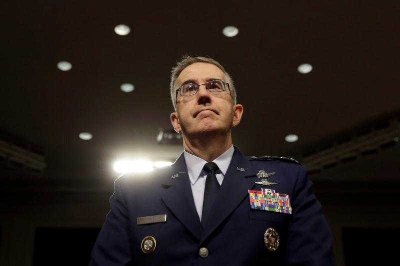 U.S. nuclear general says would resist 'illegal' Trump strike order https://t.co/kiIZIHhzZG