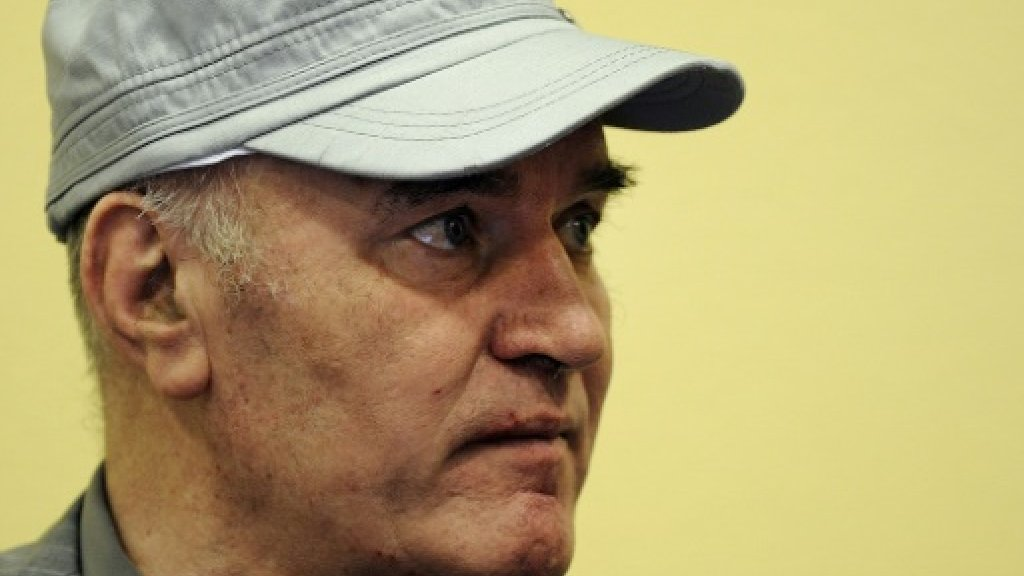 Mladic: Serb crusader charged over siege and slaughter https://t.co/PuaG3I8A84
