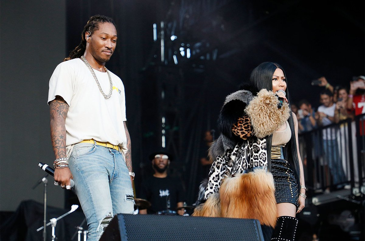 would you want a nicki and future collab mixtape one day?  https://t.co/0s5MJmE9jw
