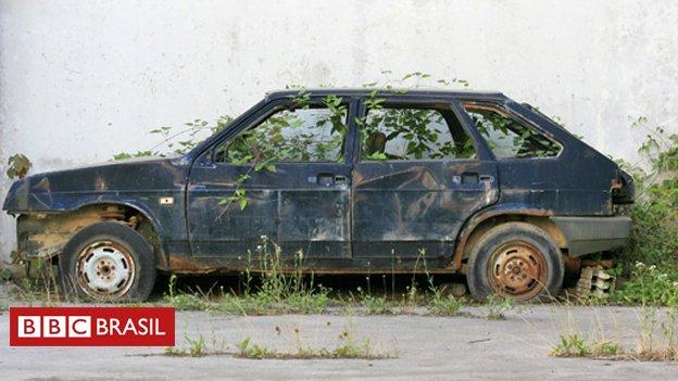 Alemão encontra carro 'roubado' 20 anos depois - mas estava no estacionamento onde ele havia deixado https://t.co/ZUtjyb1PSf