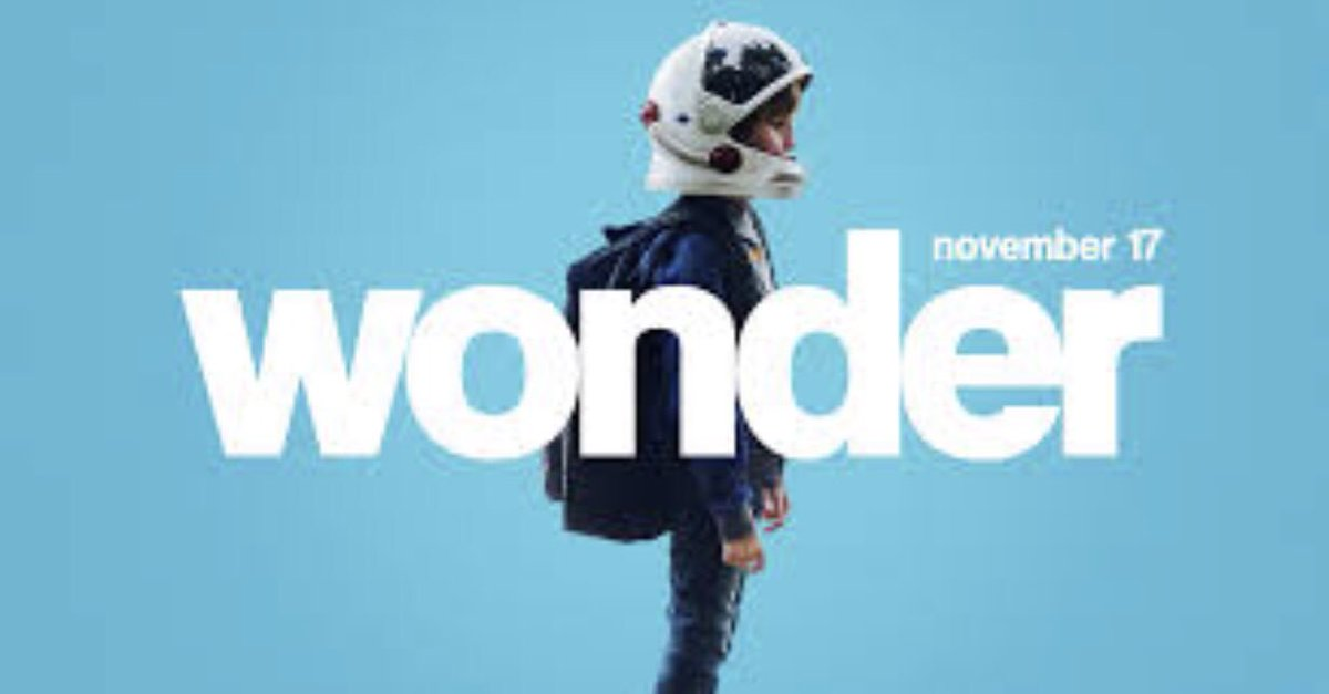 Tonight was family night at the movies. Best movie this year. #Family #Heart #Heart #Wonder #Kind #Care #Feelings