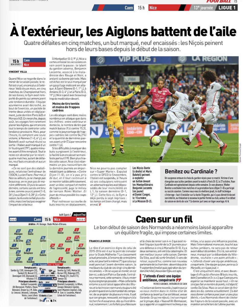 [13e journée de L1] SM Caen 1-1 OGC Nice DO9AXyKWsAAuKf7