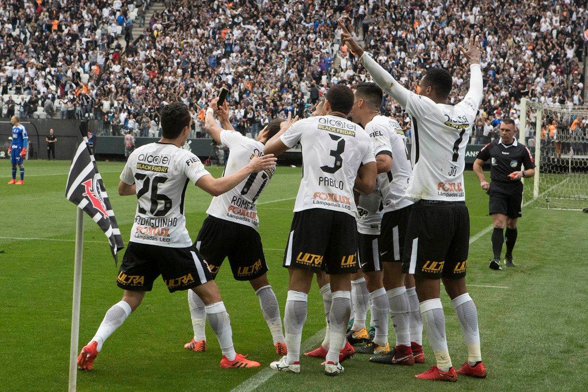 Para a #Fiel, o jogo mais marcante do #Hep7aDeRespeito foi o #Derby com o Palmeiras, quando o #Timão venceu por 3 a 2 na @A_Corinthians.