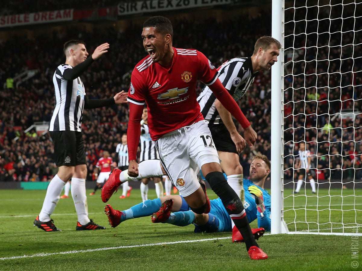 Four #MUFC goals, four goalscorers – enjoy Saturday's Old Trafford strikes again ➡ https://t.co/Kn80VrUtlF