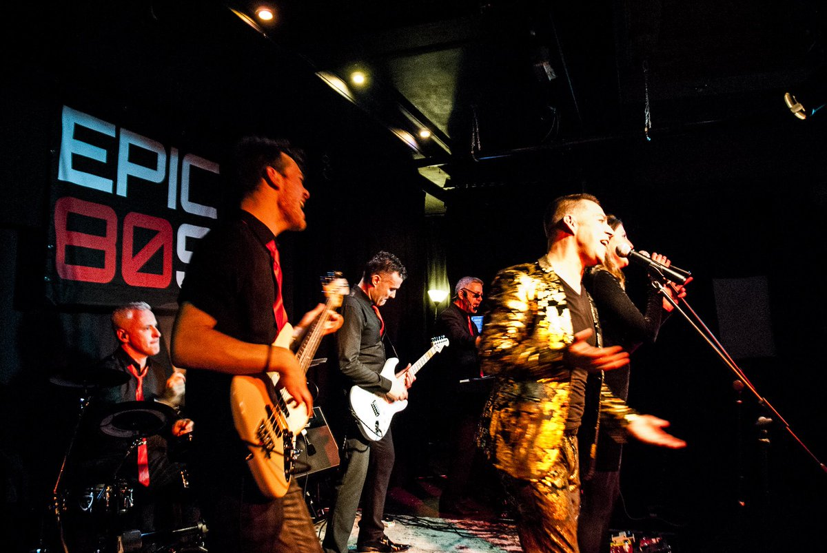Now we're back on Twitter, check  new pics &amp; vids at  http://www. epic80s.co.uk  &nbsp;   - still couple of Dec dates free. #music #pop #80s #Brighton x<br>http://pic.twitter.com/I94J2efcDT