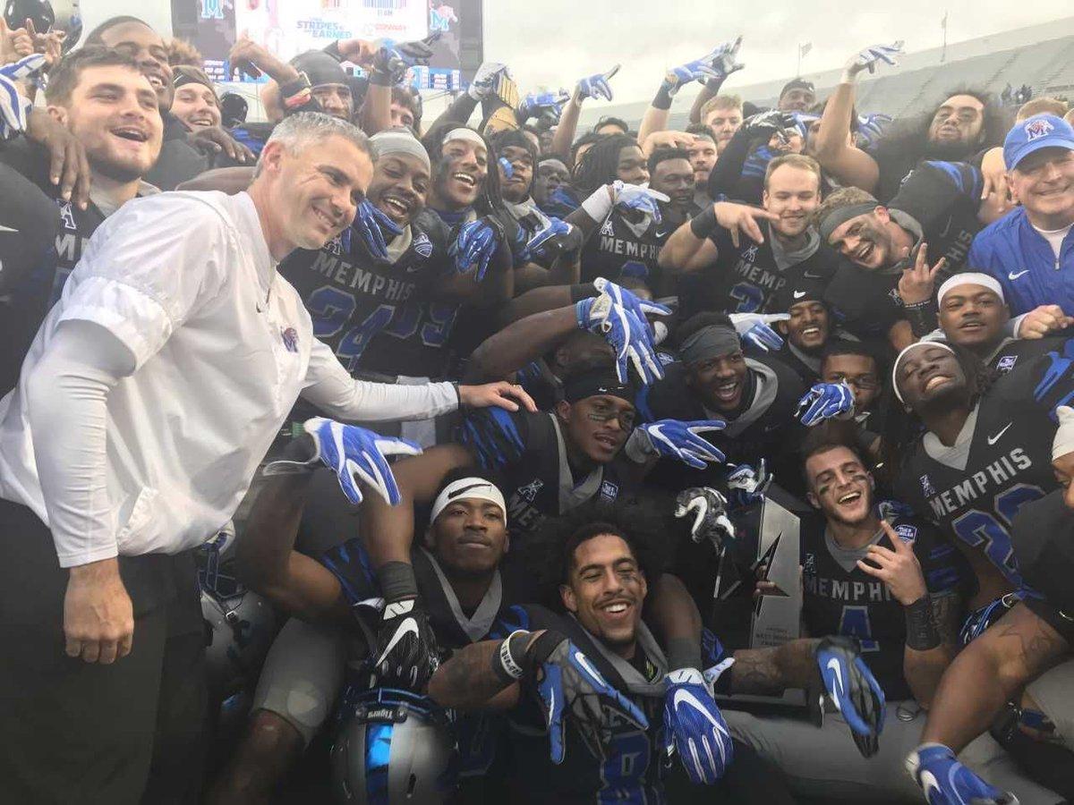 Memphis defeats SMU 66-45 to claim AAC West Division title #wmc5 >>https://t.co/Dpfc8MrJxM