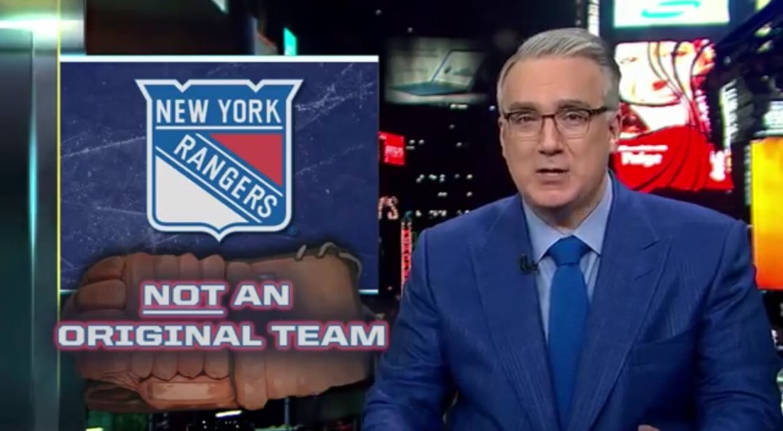 """Just a reminder from 2013. The NHL """"Original Six"""" includes four expansion teams, a replacement franchise, and the Montreal Canadiens https://t.co/ZtvZKfJw0F"""