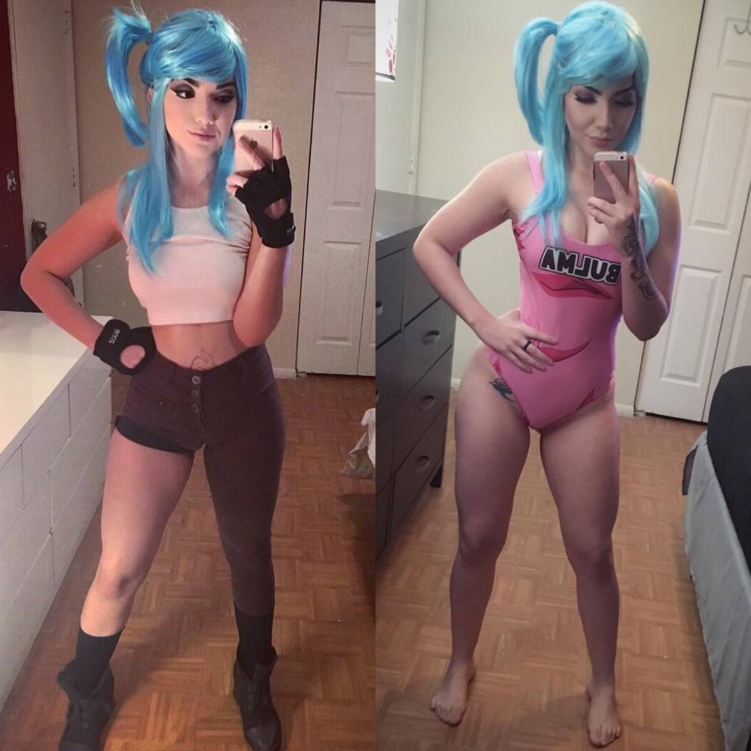 Bulma - #dragonball #cosplay Cosplayer:  http:// instagram.com/mariamrm95  &nbsp;  <br>http://pic.twitter.com/AYwSTIhwJ8