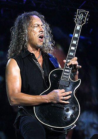 Happy Birthday, Kirk Hammett !