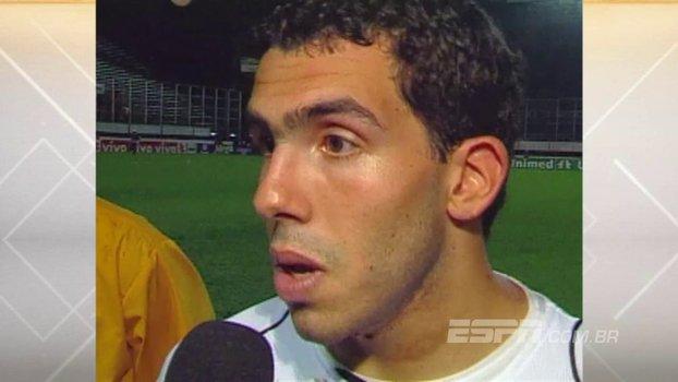 Há 12 anos, Corinthians contou com gols de Nilmar e Tévez para vencer o Fla no Luso-Brasileiro https://t.co/RRz0mVxwxL #MemóriaESPN