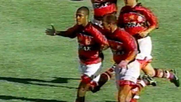 Com gol de falta de Marcos Assunção e vacilo de Gamarra, Flamengo goleou o Corinthians em 1998 https://t.co/qdusIjeniw #MemóriaESPN