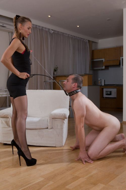 Female trainer domination free