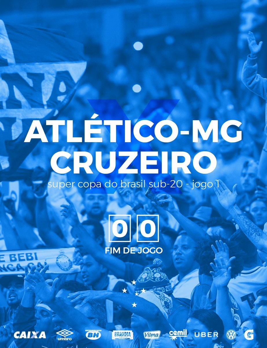 2T - (0-0) - 90'(+3) - Fim de jogo na Arena Independência. O jogo terminou empatado em 0 a 0.