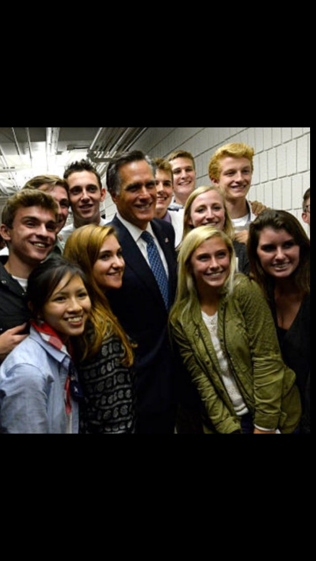 This would be America's #millennials if we had a President #Romney or #Rubio! #Happy<br>http://pic.twitter.com/ISXQrZeBIo